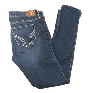 Hollister Low Rise Super Skinny Jeans